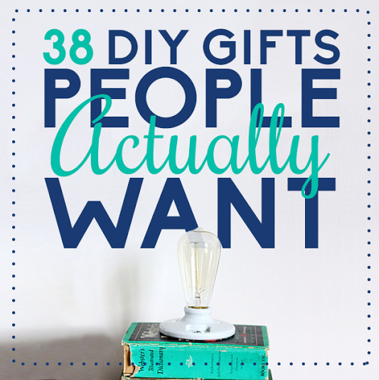 Best ideas about Buzzfeed Gift Ideas . Save or Pin 38 DIY Gifts People Actually Want Now.