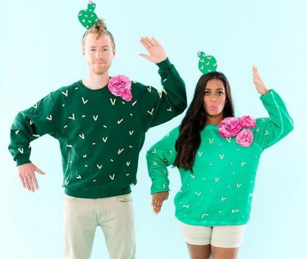 Best ideas about Cactus Costume DIY . Save or Pin 39 Last Minute DIY Halloween Costumes To Petrify and Please Now.