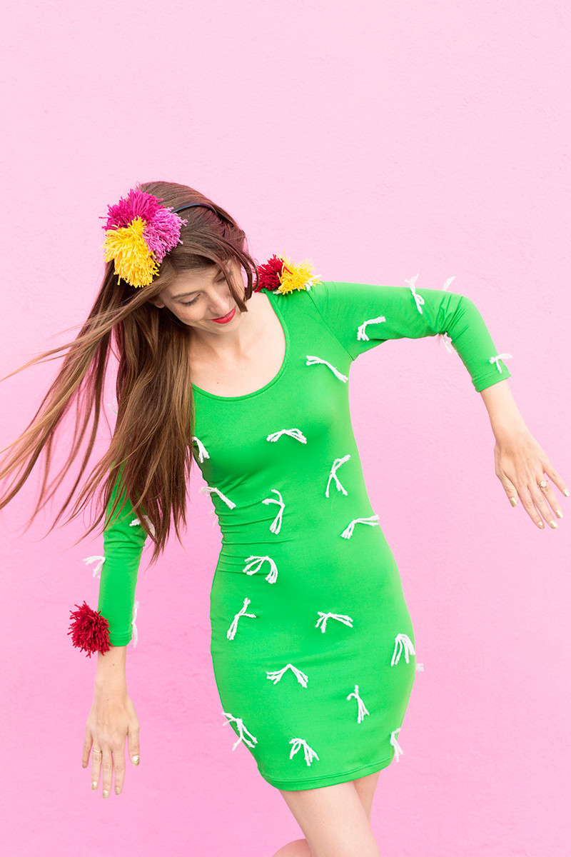 Best ideas about Cactus Costume DIY . Save or Pin DIY Cactus Costume Studio DIY Now.