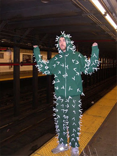 Best ideas about Cactus Costume DIY . Save or Pin 22 Funny and Easy Halloween Costume Ideas Now.