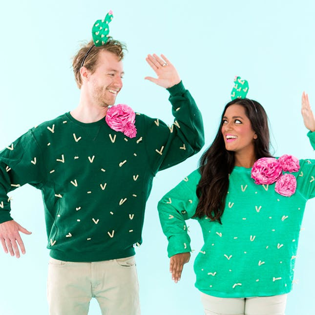 Best ideas about Cactus Costume DIY . Save or Pin 10 DIY Costumes You Can Make for Under $50 from Easy to Now.