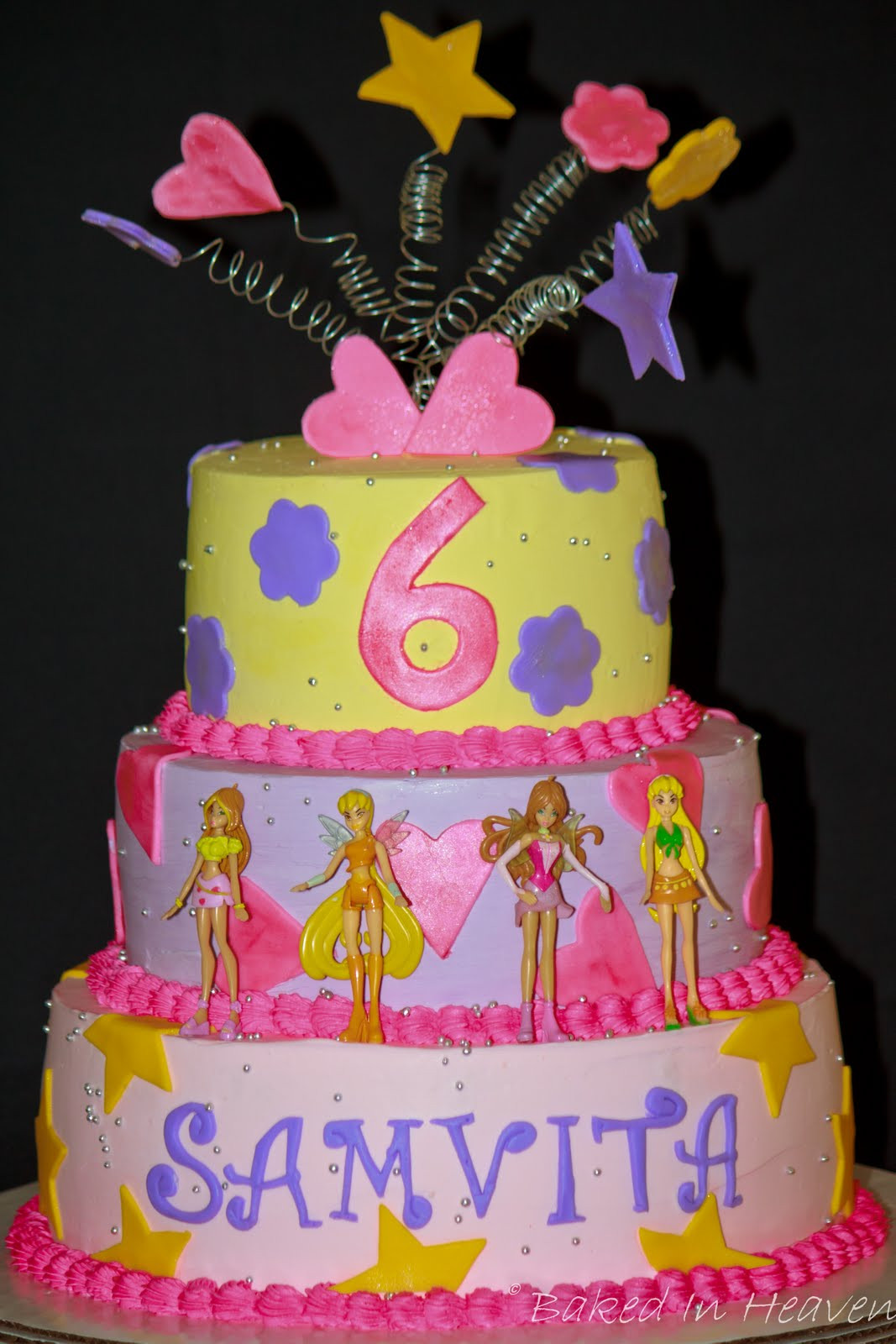 Best ideas about Cake Birthday . Save or Pin Birthday cakes Baked In Heaven Now.
