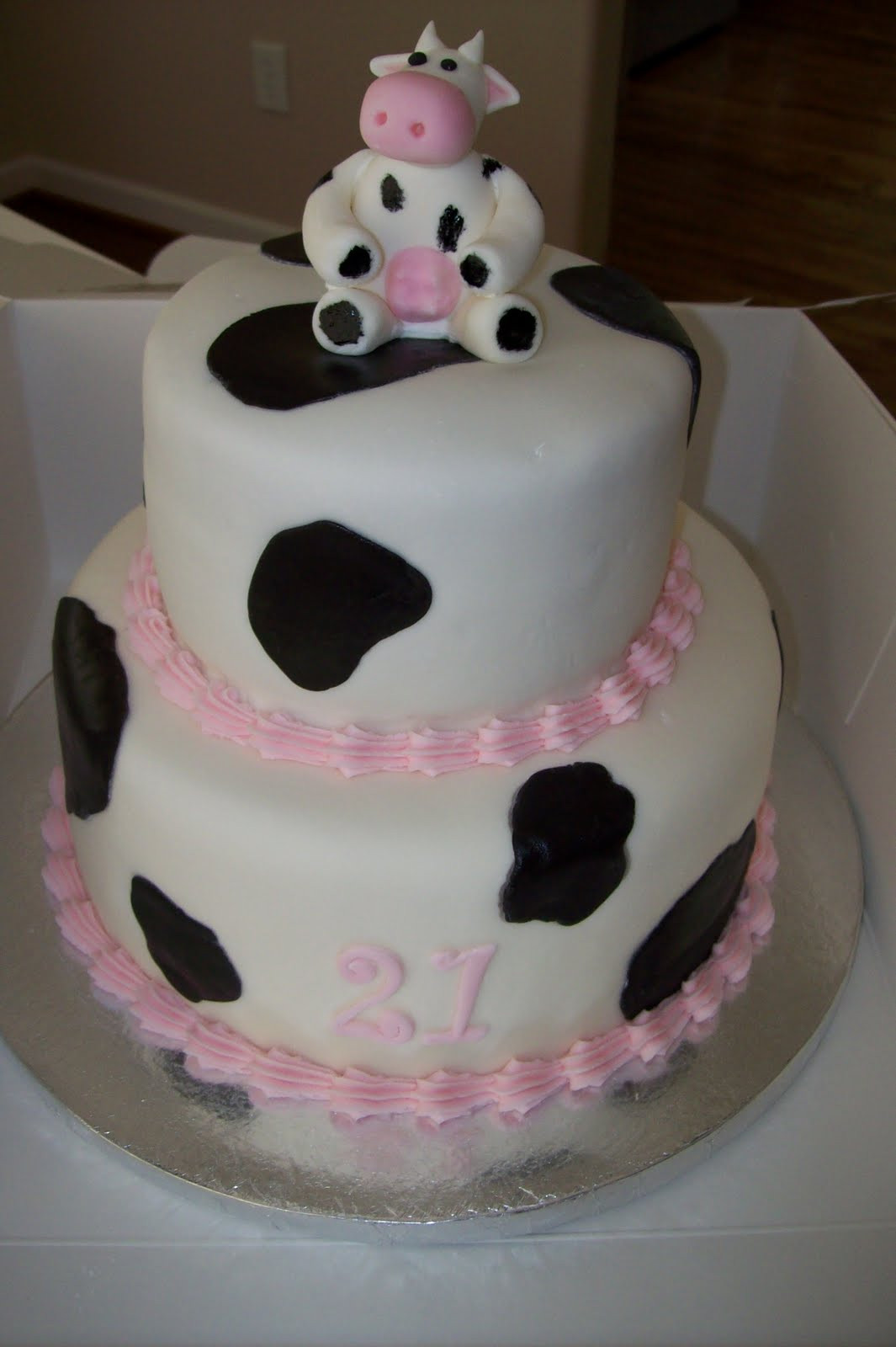 Best ideas about Cake Birthday . Save or Pin Cow Cakes – Decoration Ideas Now.