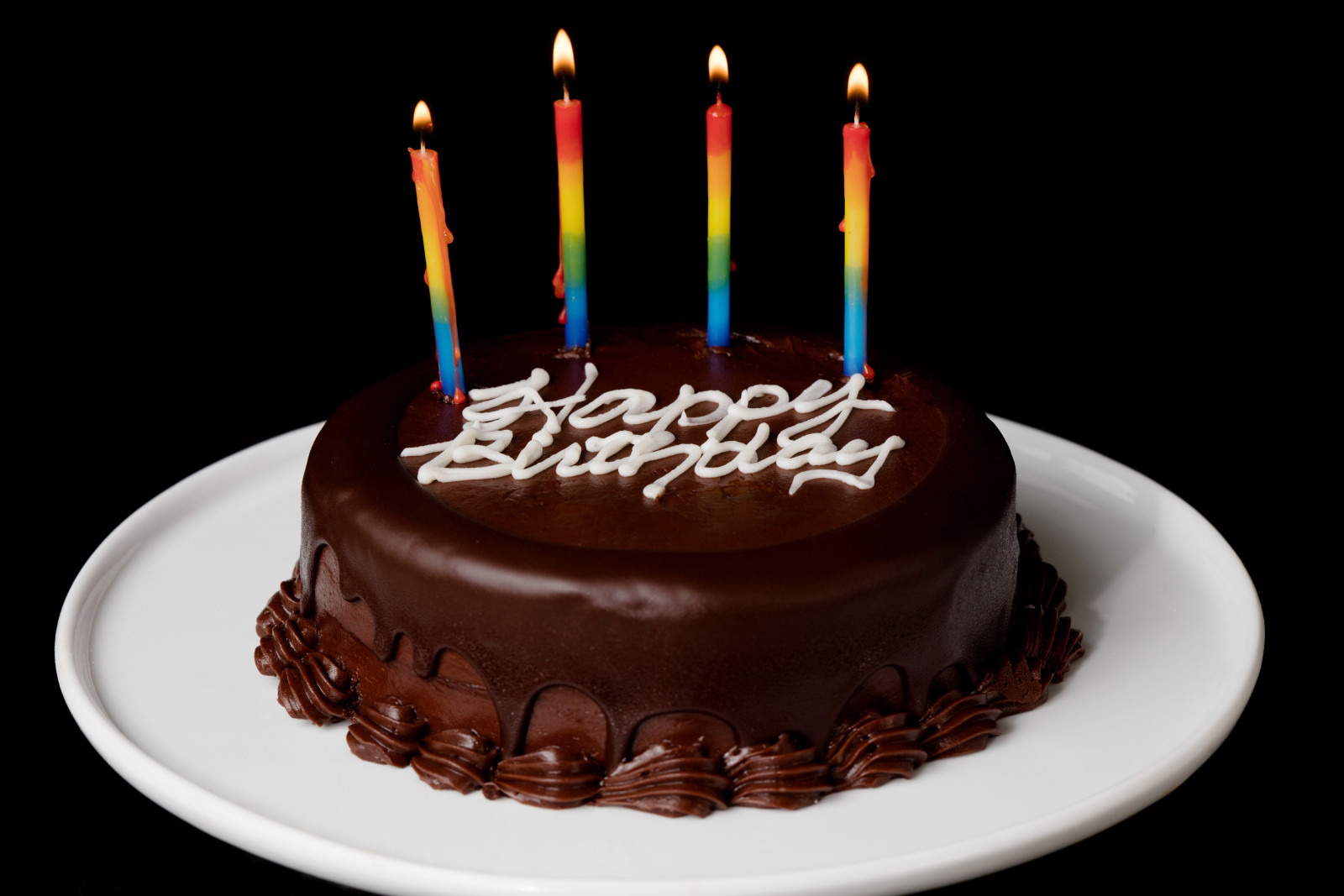 Best ideas about Cake Happy Birthday . Save or Pin 2 Layer Chocolate Cake for Sale Now.