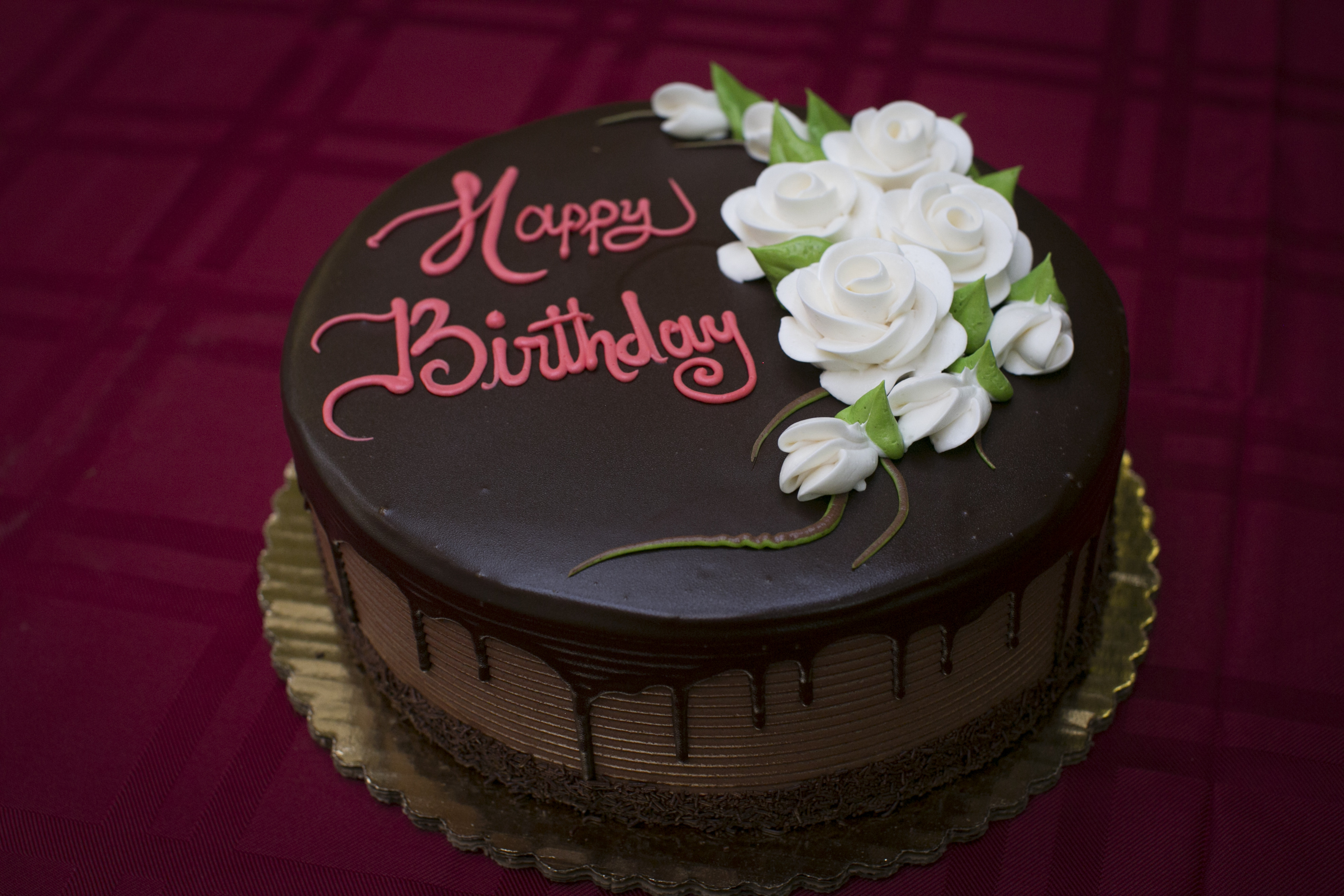 Best ideas about Cake Happy Birthday . Save or Pin Birthday – Dinkel's Now.