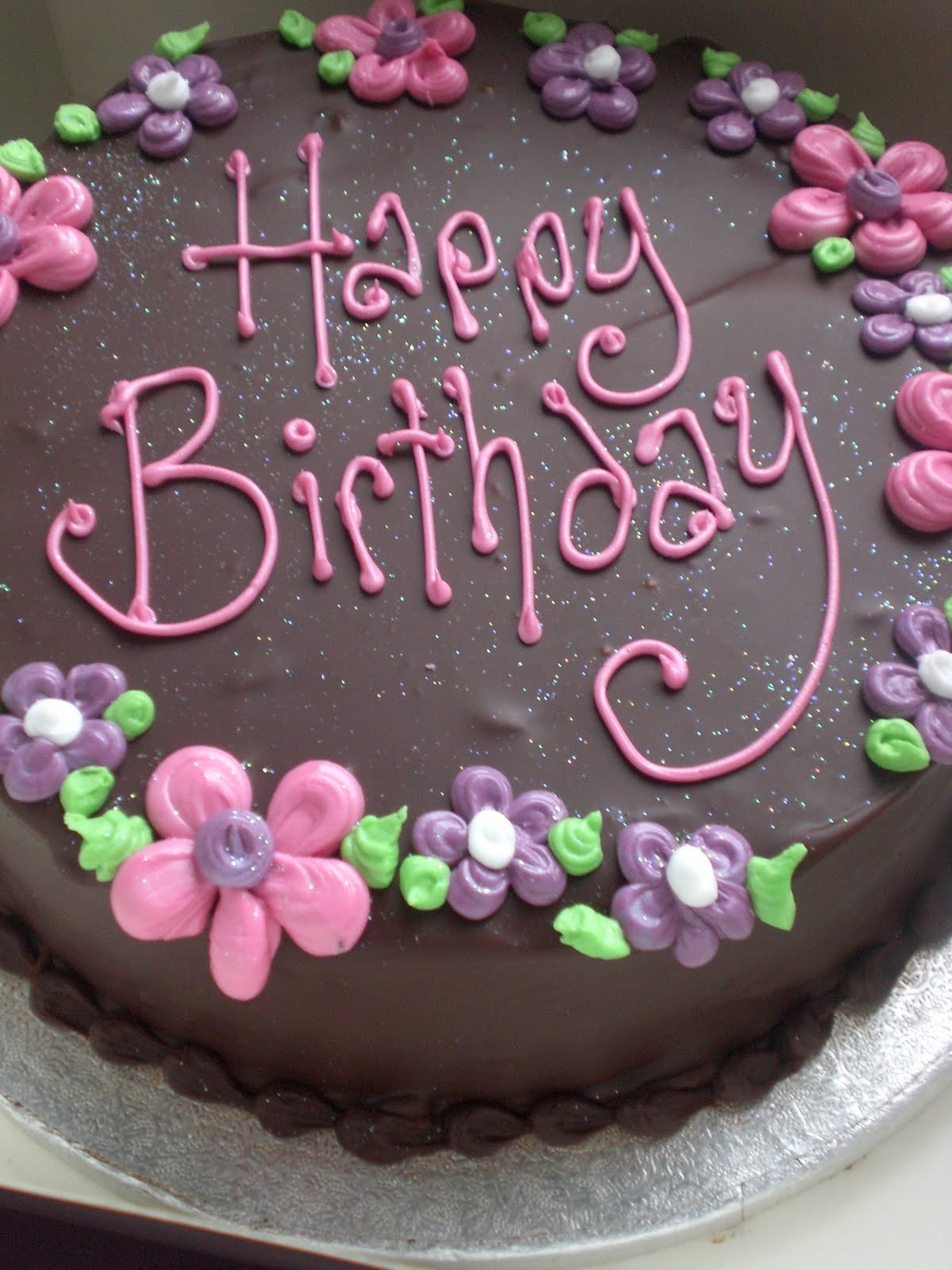 Best ideas about Cake Happy Birthday . Save or Pin Birthdays And Wishes Happy Birthday Chocolate Cakes Now.