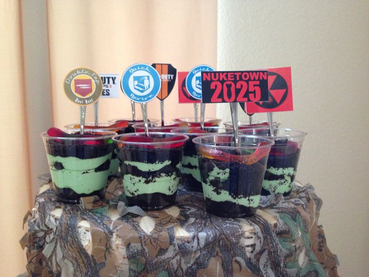 Best ideas about Call Of Duty Birthday Party . Save or Pin Call of Duty Black Ops 2 Zombies birthday party Now.