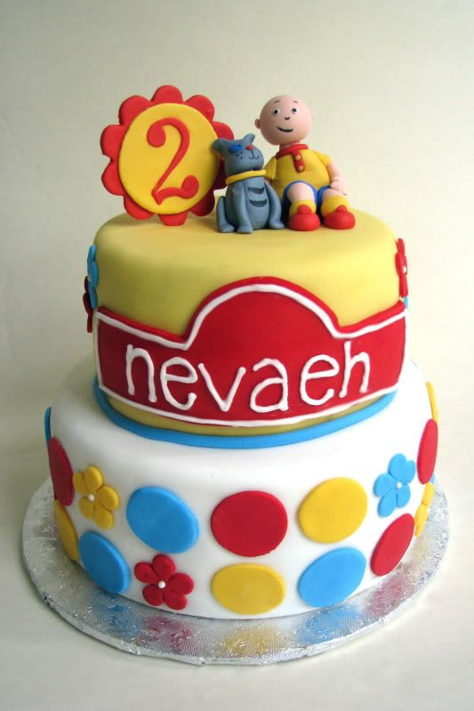 Best ideas about Calliou Birthday Cake . Save or Pin 1000 ideas about Caillou Cake on Pinterest Now.