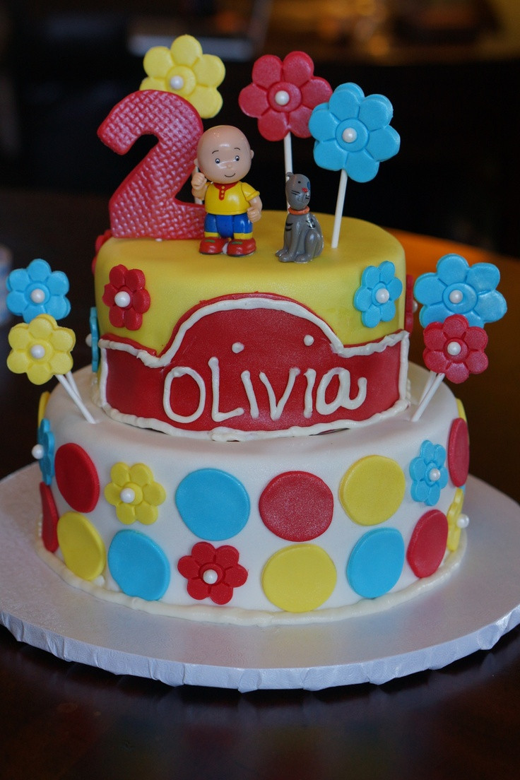Best ideas about Calliou Birthday Cake . Save or Pin Caillou Cakes Ideas Now.