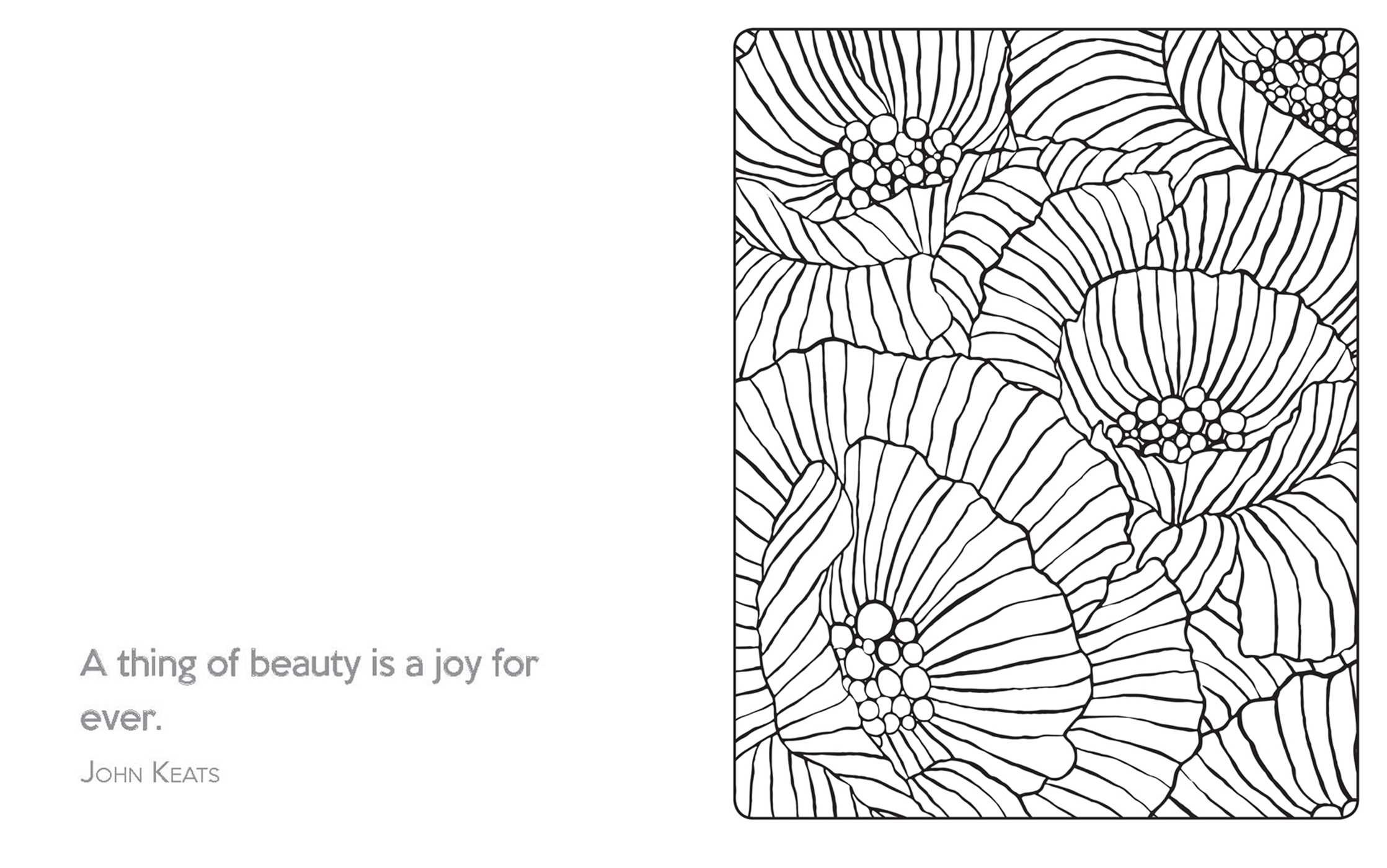 Best ideas about Calming Coloring Sheets For Kids . Save or Pin The Little Book of Calm Coloring Now.