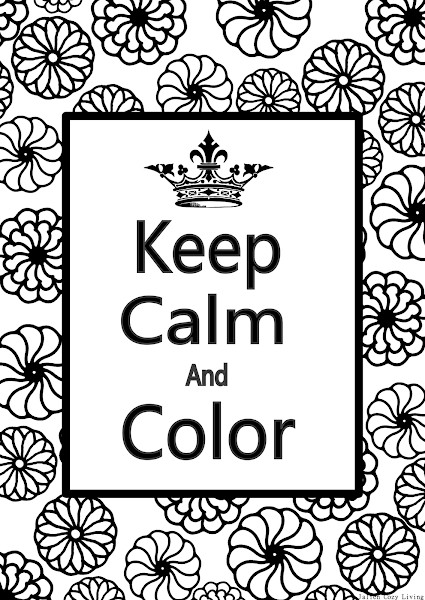 Best ideas about Calming Coloring Sheets For Kids . Save or Pin Days The Week Printable Coloring Pages – Colorings Now.