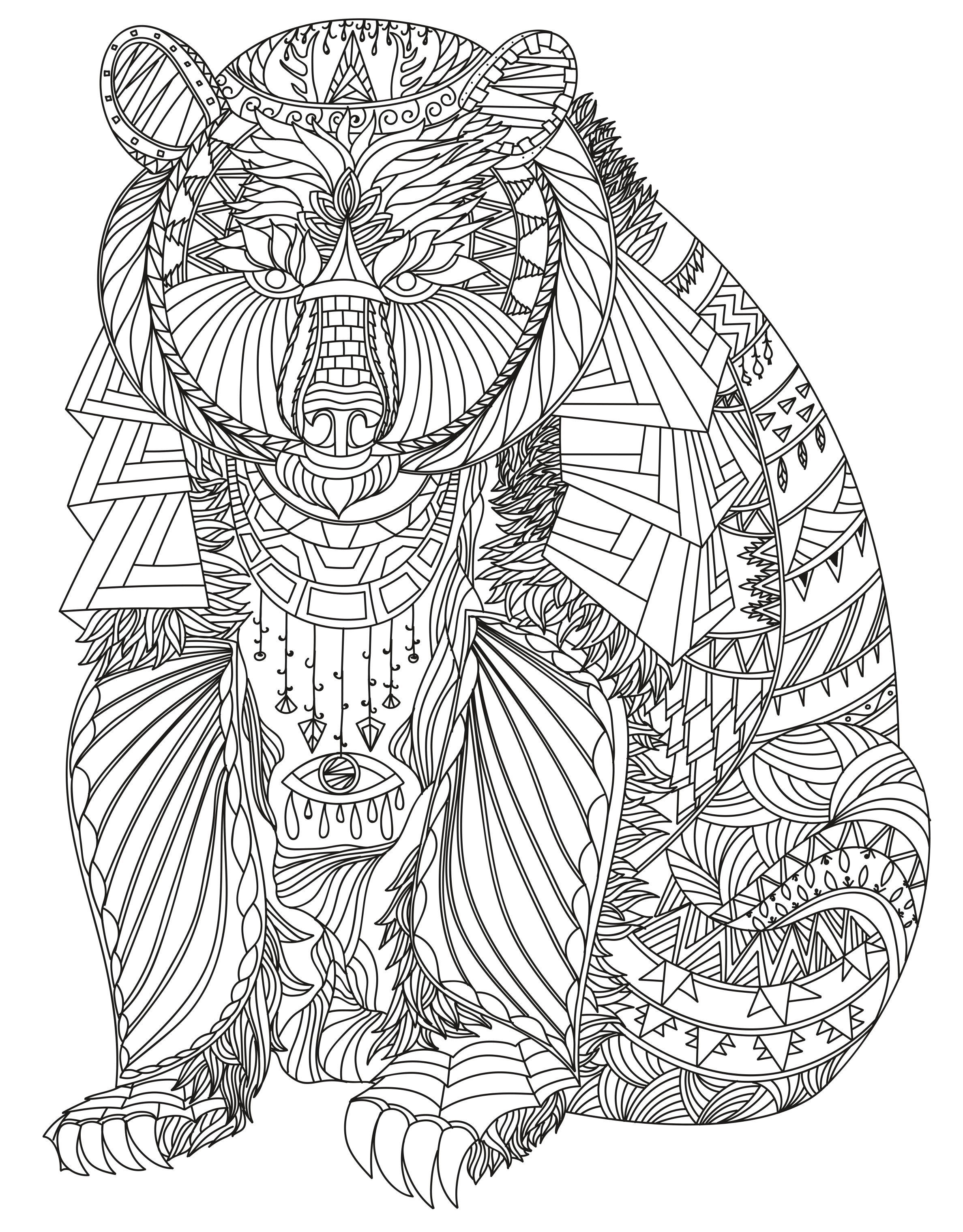 Best ideas about Calming Coloring Sheets For Kids . Save or Pin Relaxing Coloring Pages coloringsuite Now.