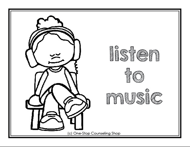 Best ideas about Calming Coloring Sheets For Kids . Save or Pin Calm Down Posters & Coloring Pages Now.