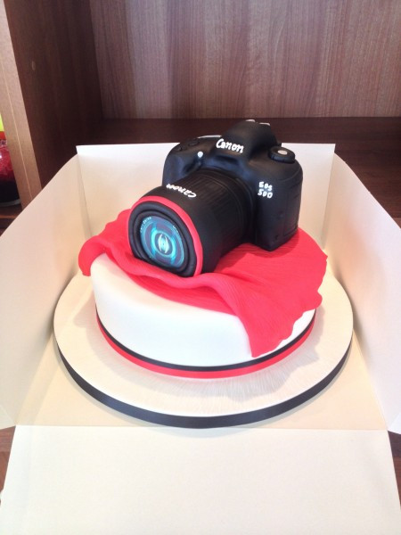 Best ideas about Camera Birthday Cake . Save or Pin Testimonials Now.