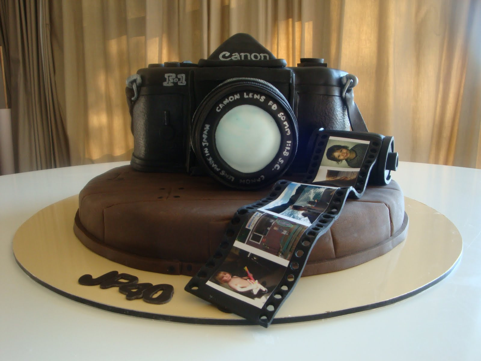 Best ideas about Camera Birthday Cake . Save or Pin Mrs Woolley s Cakes Camera Cake Now.