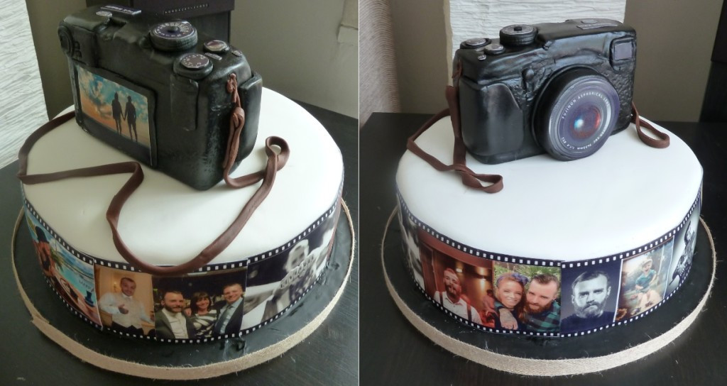 Best ideas about Camera Birthday Cake . Save or Pin Camera Birthday Cake – Whitley cakes Now.