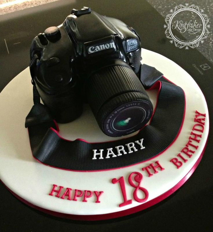 Best ideas about Camera Birthday Cake . Save or Pin Best 25 Camera Cakes ideas on Pinterest Now.