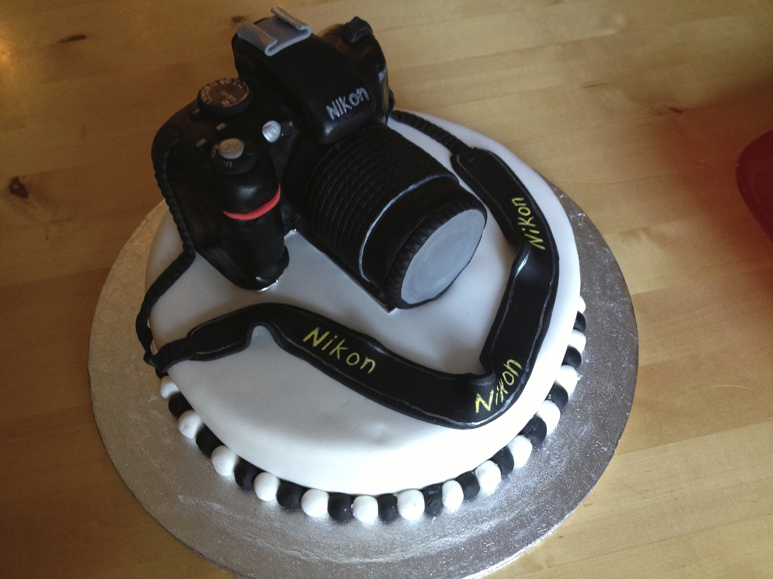 Best ideas about Camera Birthday Cake . Save or Pin 18th Birthday Camera Cake Now.