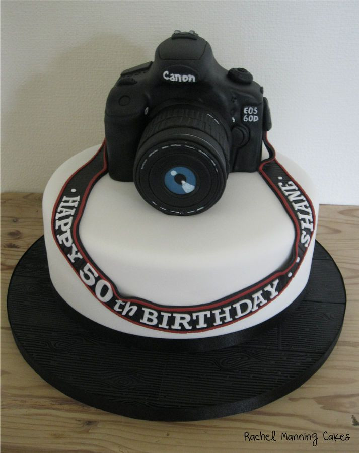 Best ideas about Camera Birthday Cake . Save or Pin Camera Cake you some mad skills before Now.