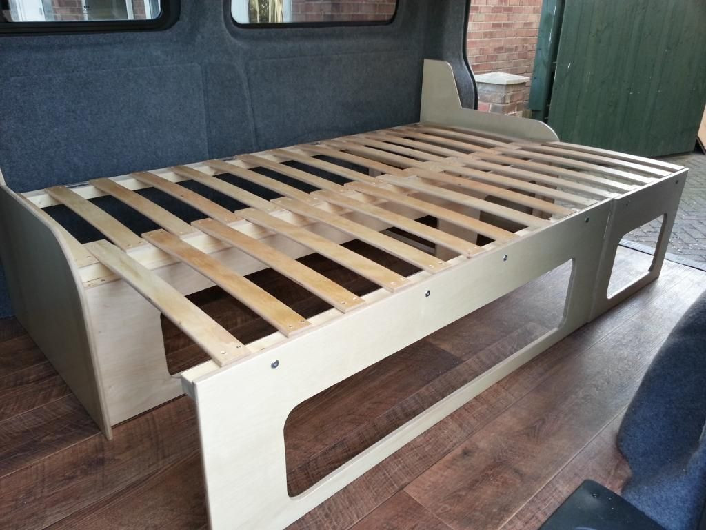Best ideas about Campervan Beds DIY . Save or Pin DIY Camper Bed The great escape Pinterest Now.