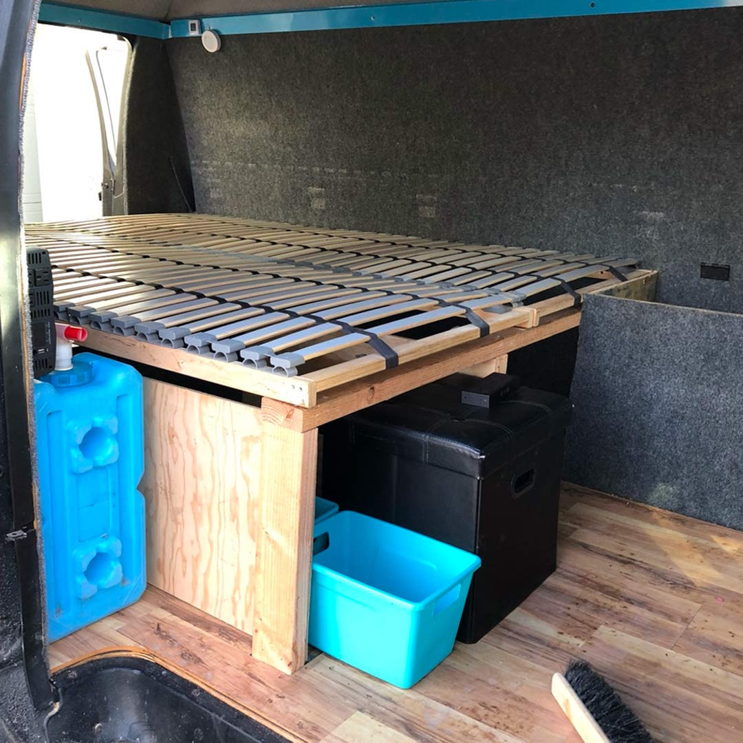 Best ideas about Campervan Beds DIY . Save or Pin 10 Campervan Bed Designs For Your Next Van Build Now.