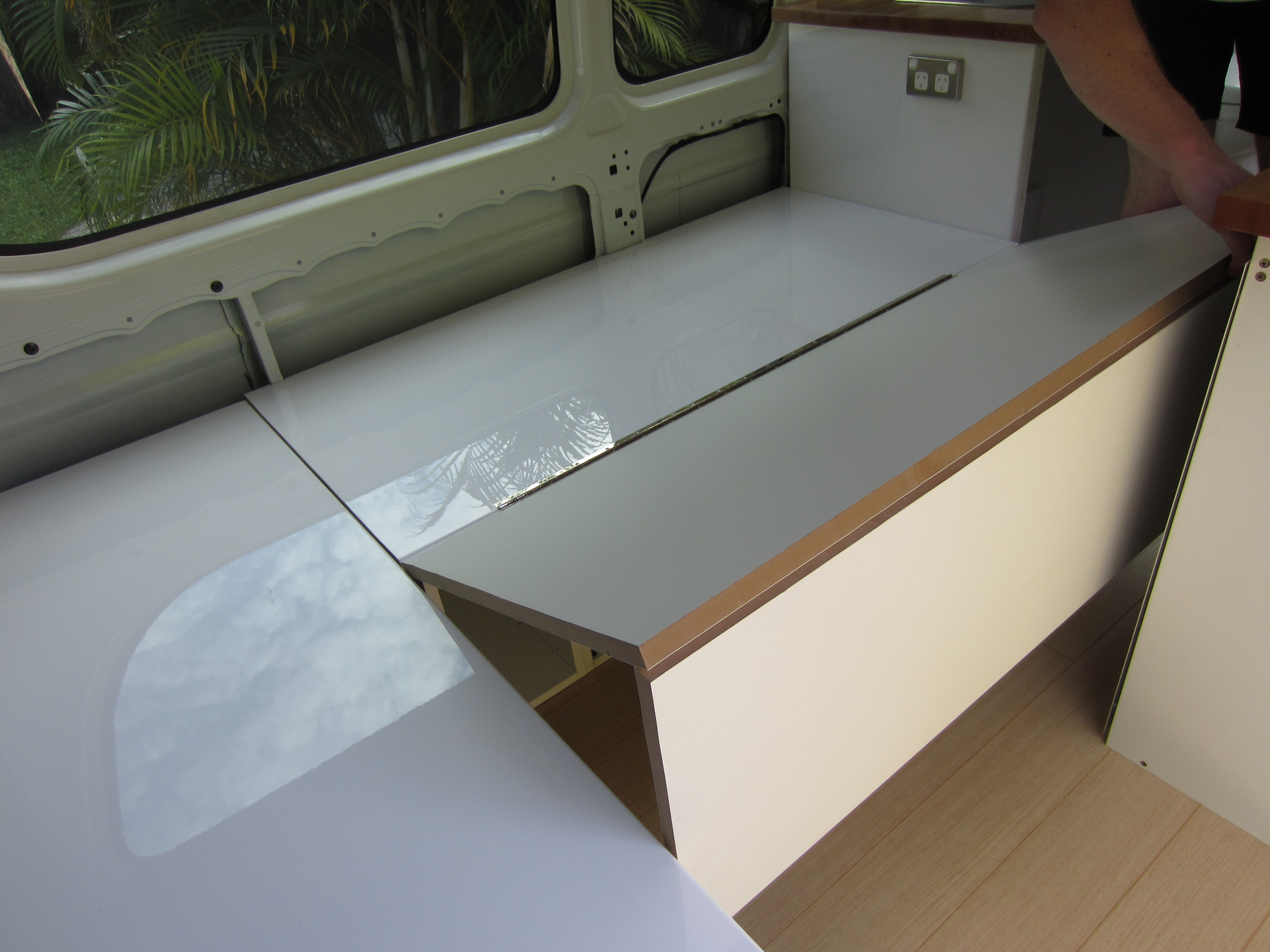 Best ideas about Campervan Beds DIY . Save or Pin campervan bed Now.
