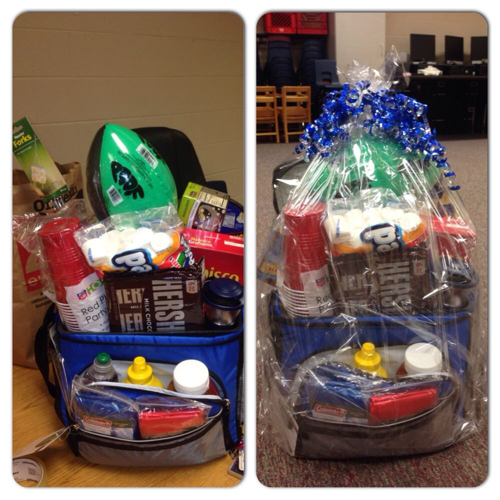 Best ideas about Camping Gift Basket Ideas . Save or Pin Best 25 Camping t baskets ideas on Pinterest Now.