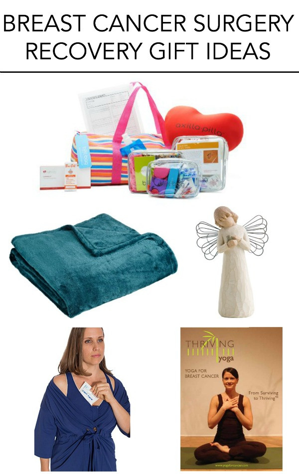 Best ideas about Cancer Gift Ideas . Save or Pin Gift Ideas for Breast Cancer Surgery Patients Now.