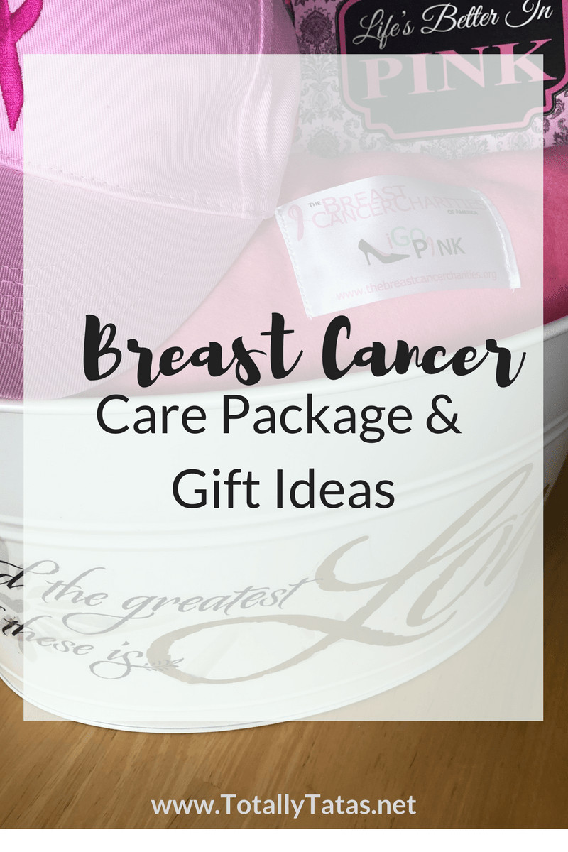 Best ideas about Cancer Gift Ideas . Save or Pin Breast Cancer and Mastectomy Gift Care Package Ideas Now.