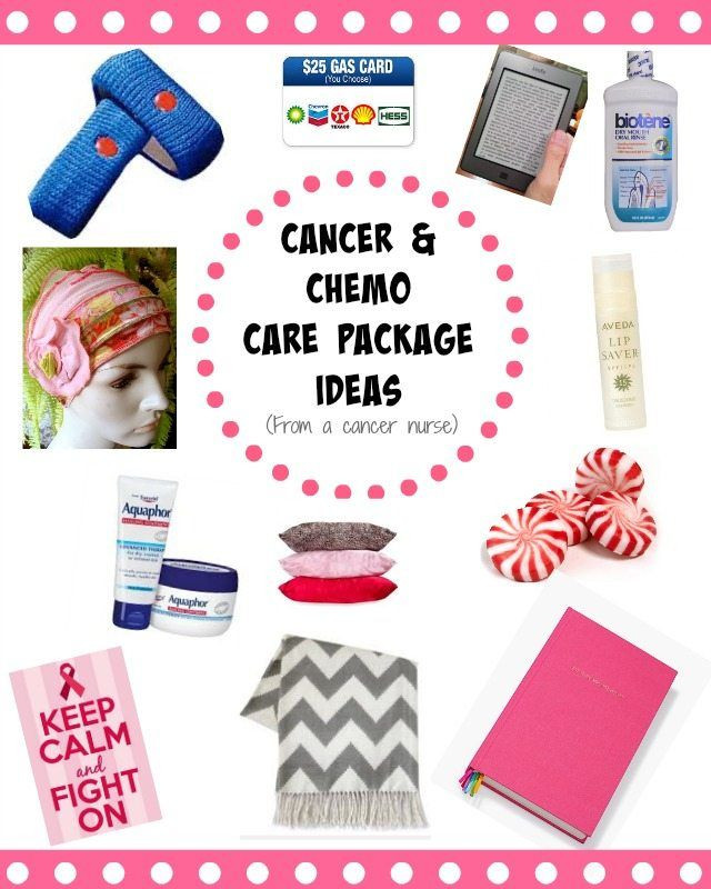 Best ideas about Cancer Gift Ideas . Save or Pin Cancer and Chemo Care Package Ideas Gift ideas Now.