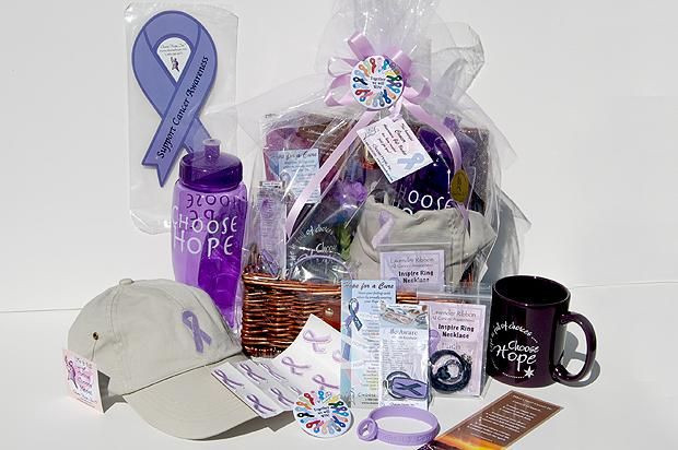 Best ideas about Cancer Gift Ideas . Save or Pin Cancer Gift Basket All Cancers Lavender Now.