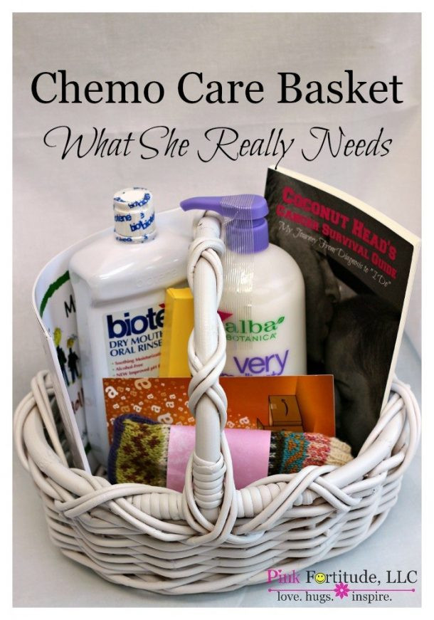 Best ideas about Cancer Gift Ideas . Save or Pin Do it Yourself Gift Basket Ideas for All Occasions Now.