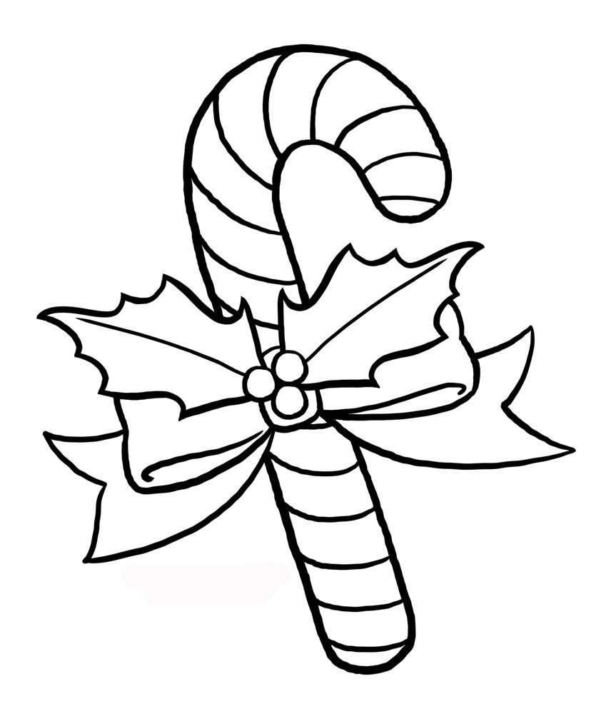 Best ideas about Candy Cane Printable Coloring Pages . Save or Pin Candy Cane Coloring Pages coloringsuite Now.