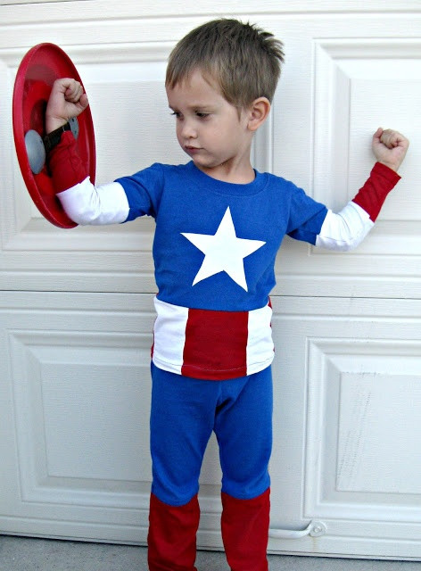 Best ideas about Captain America DIY Costume . Save or Pin 1000 ideas about Little Boy Costumes on Pinterest Now.