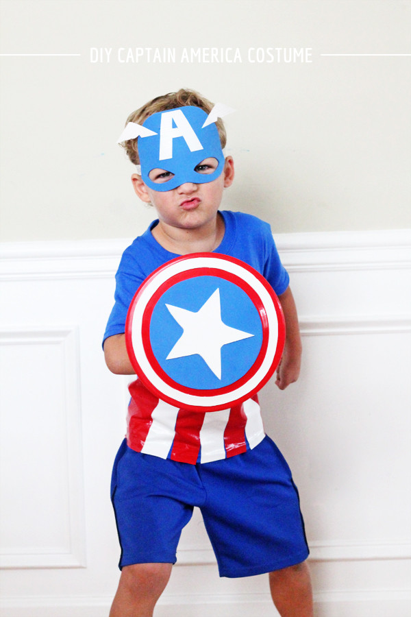 Best ideas about Captain America DIY Costume . Save or Pin 10 Best Superhero Costumes that you can make yourself Now.