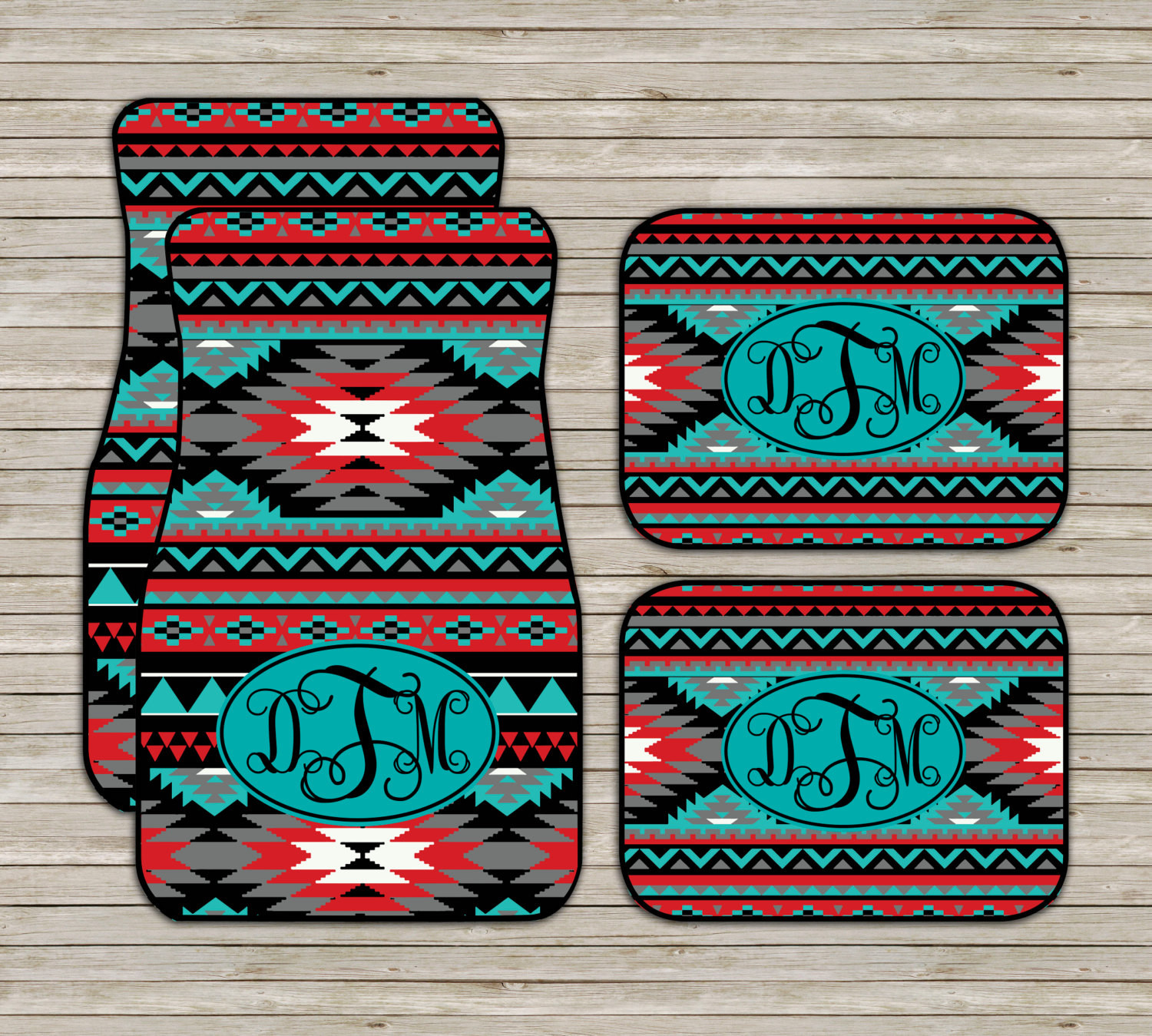 Best ideas about Car Accessories Gift Ideas . Save or Pin Aztec Tribal Car Mats Aztec Carmats Personalized Custom Now.