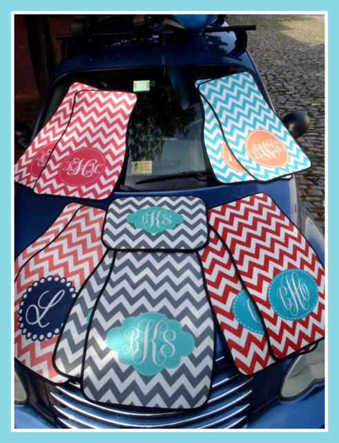 Best ideas about Car Accessories Gift Ideas . Save or Pin Car Mats Monogrammed Gifts Personalized Custom Car Mats Now.