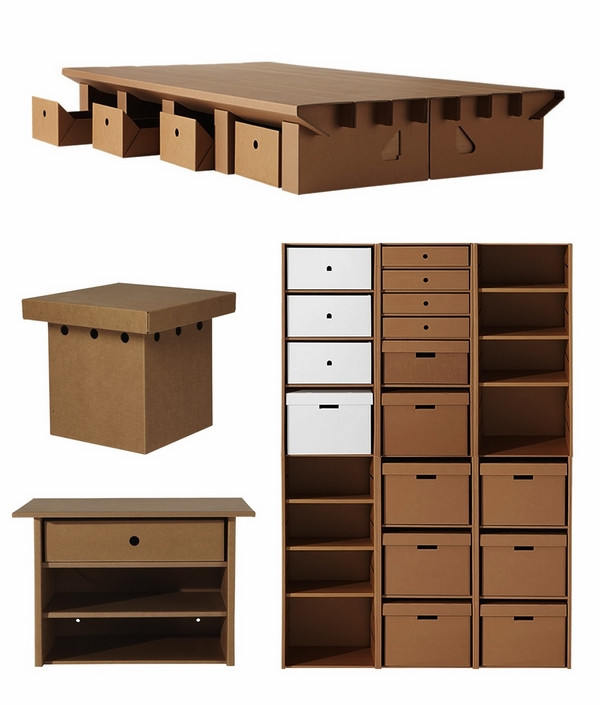 Best ideas about Cardboard Furniture DIY . Save or Pin DIY cardboard furniture ideas – fun projects for the weekend Now.