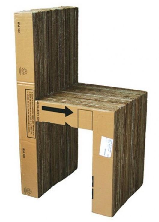 Best ideas about Cardboard Furniture DIY . Save or Pin DIY Household Cardboard Furniture Ideas Now.
