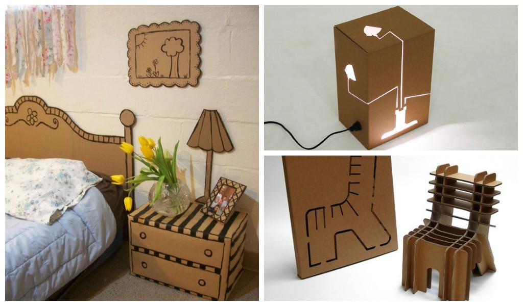 Best ideas about Cardboard Furniture DIY . Save or Pin 30 Amazing Cardboard DIY Furniture Ideas Now.