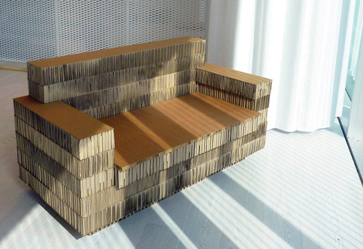 Best ideas about Cardboard Furniture DIY . Save or Pin cool sturdy cardboard furniture to diy or Now.