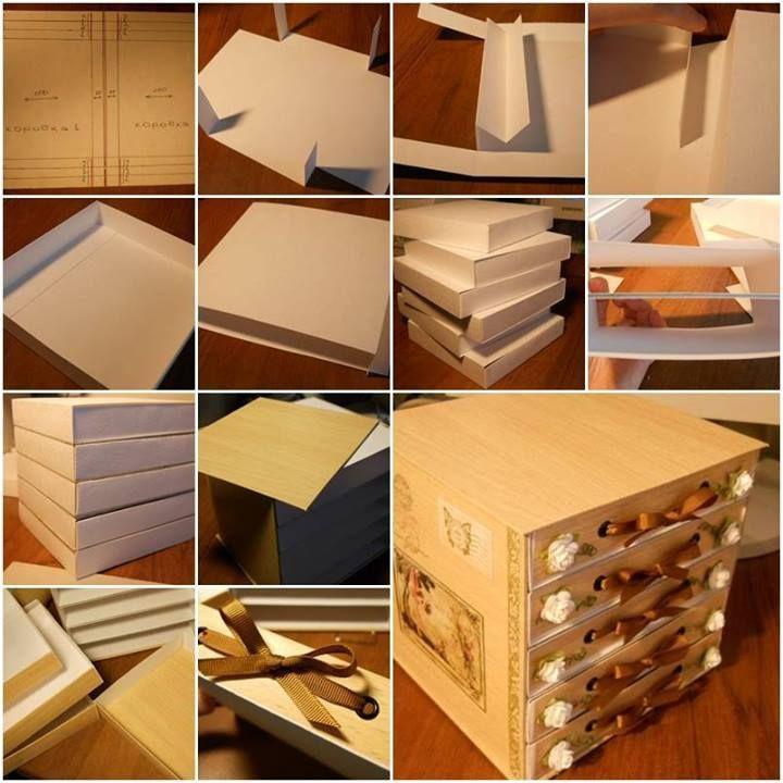 Best ideas about Cardboard Organizer DIY . Save or Pin 17 Best ideas about Cardboard Organizer on Pinterest Now.