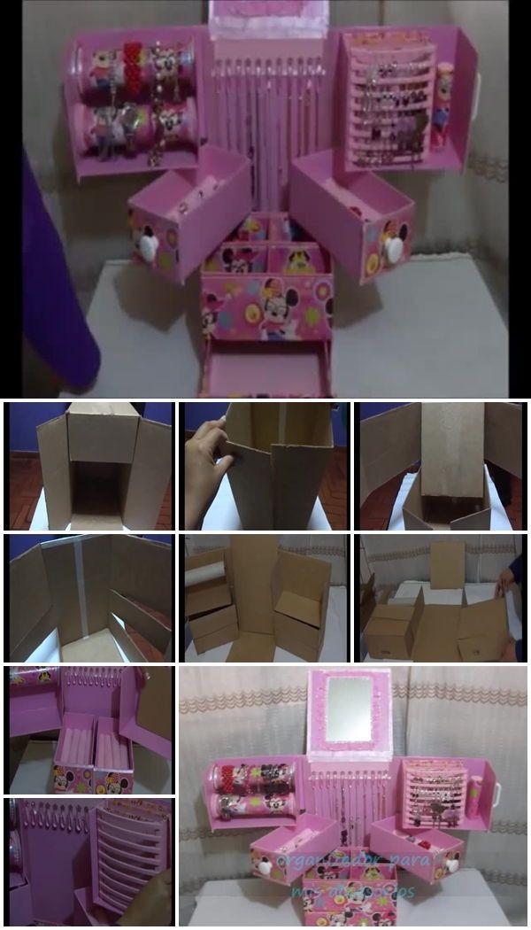 Best ideas about Cardboard Organizer DIY . Save or Pin Best 25 Cardboard organizer ideas on Pinterest Now.