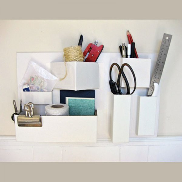 Best ideas about Cardboard Organizer DIY . Save or Pin 20 Creative and Useful DIY Cardboard Projects Now.