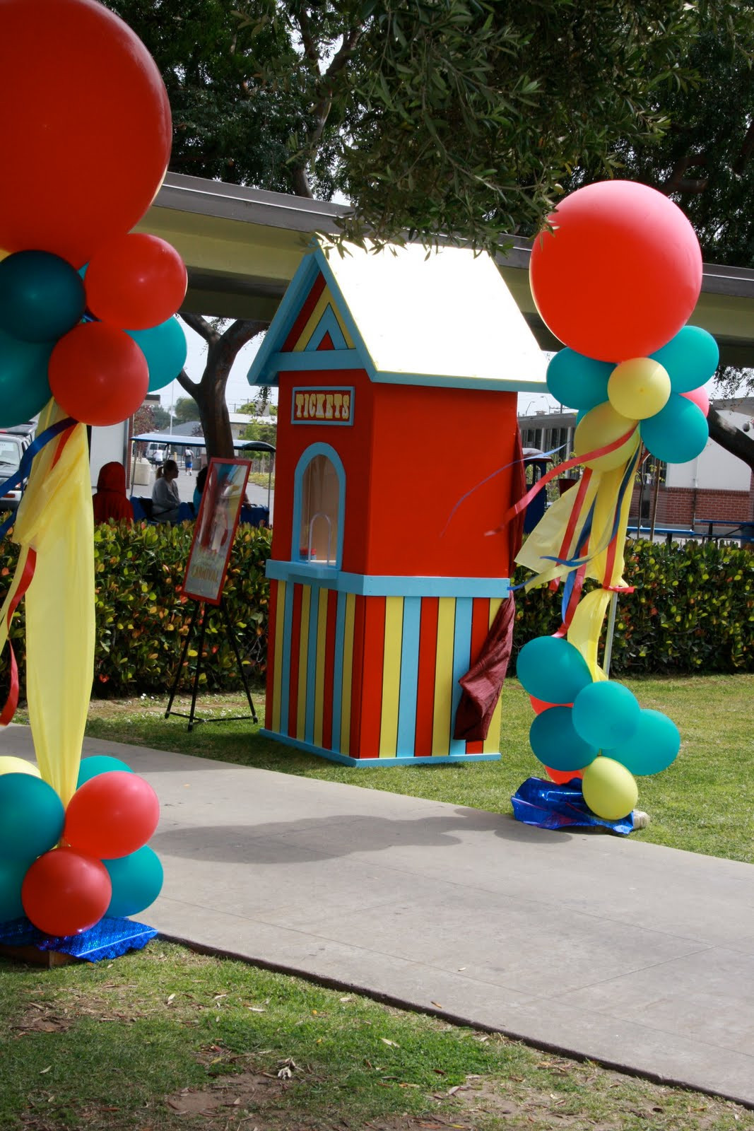 Best ideas about Carnival Birthday Party Ideas . Save or Pin Quaintly Garcia JD s Carnival Party Wel e to the Carnival Now.