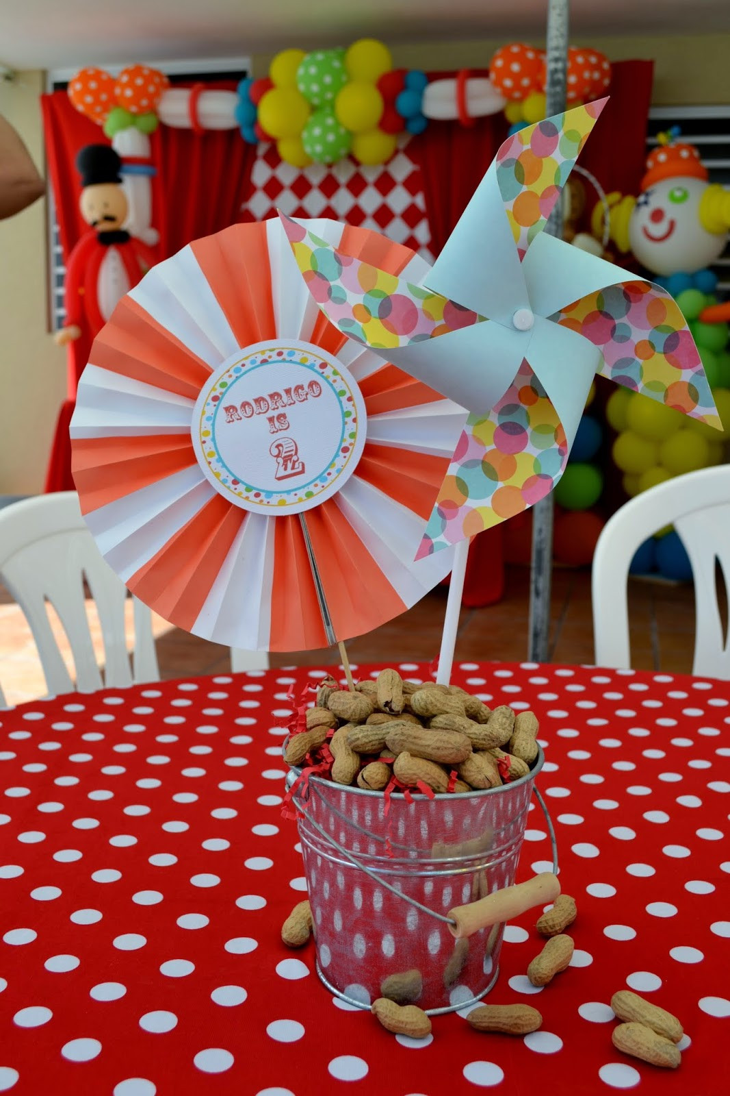Best ideas about Carnival Birthday Party Ideas . Save or Pin Partylicious Events PR Carnival Birthday Now.