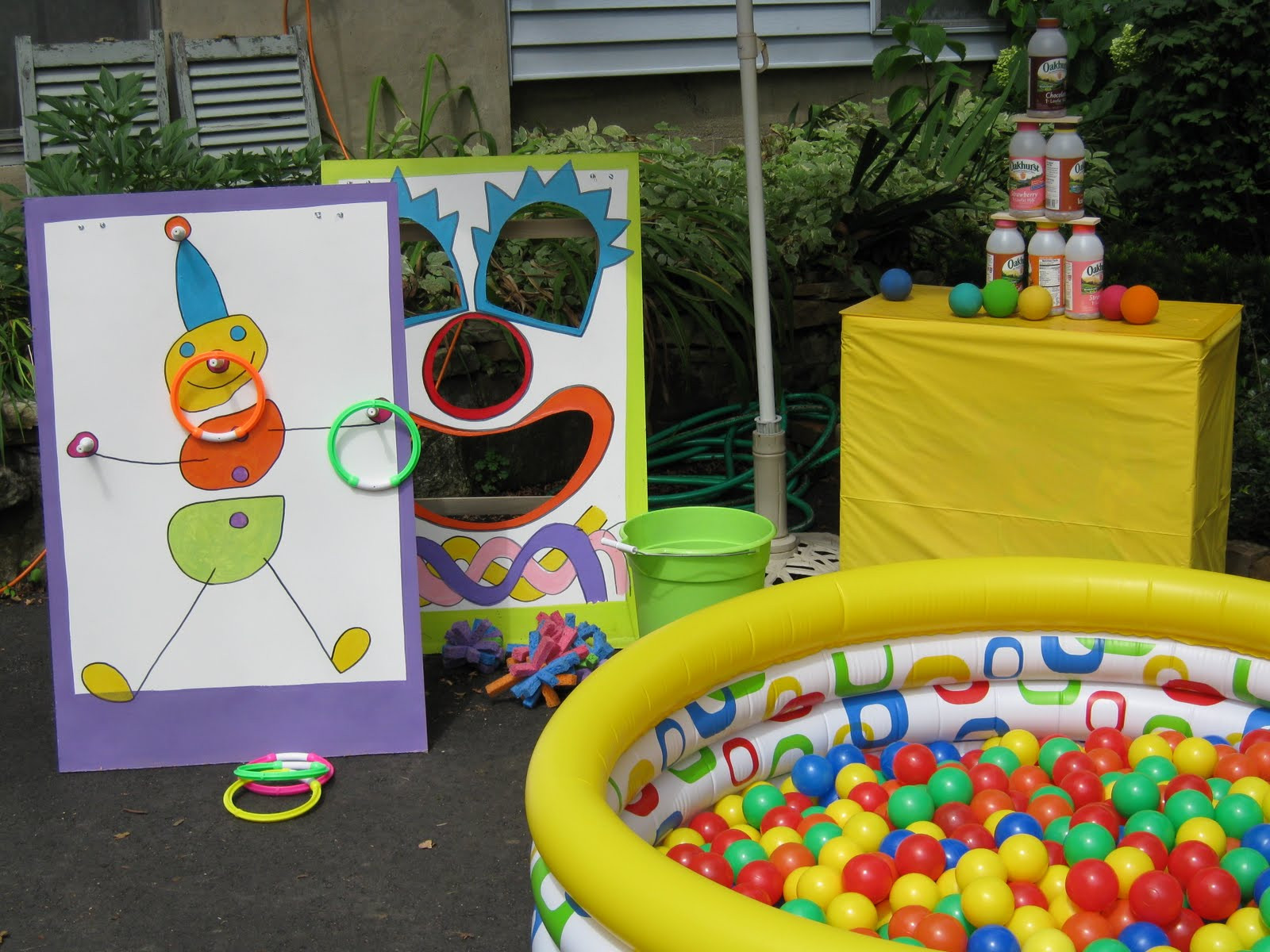 Best ideas about Carnival Birthday Party Ideas . Save or Pin Circus Carnival Birthday Party Now.