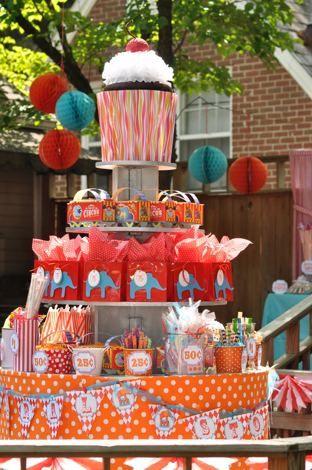 Best ideas about Carnival Birthday Party Ideas . Save or Pin Circus Carnival Party Now.