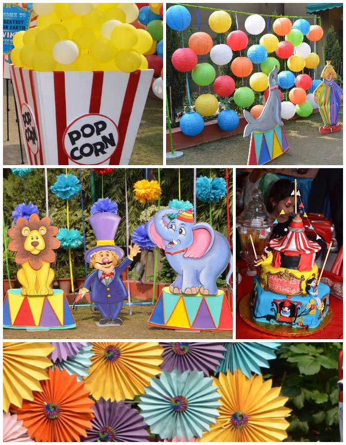 Best ideas about Carnival Birthday Party Ideas . Save or Pin Kara s Party Ideas First Birthday Carnival Party Planning Now.