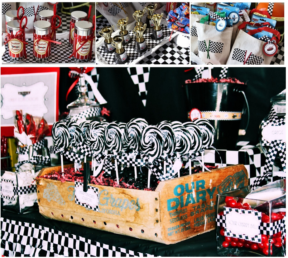 Best ideas about Cars Birthday Decorations . Save or Pin Disney Cars Birthday Party Now.